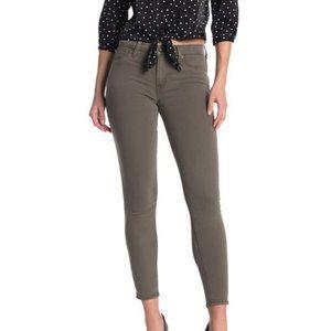 HUDSON Jeans Natalie Mid Rise Ankle Skinny Jeans